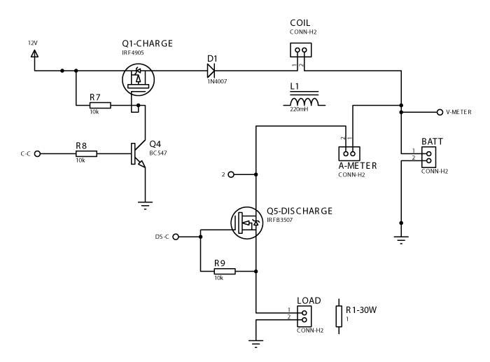 Приставка к заряднику десульфатор